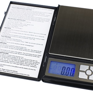 On Balance - Scale Notebook 100 x 0.01 g