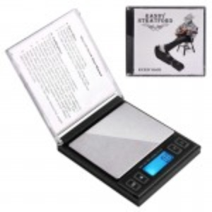BL Scale - Mini CD Digital Pocket Scale 300g